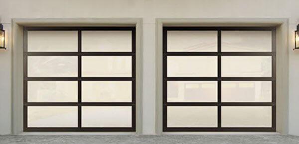 Contemporary Garage Door