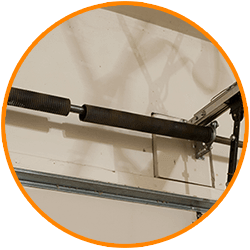 Garage Door Repairs - Spring Repair