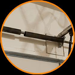 Garage Door Repairs - Spring Repair