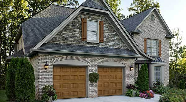 Traditional Garage Door Installation